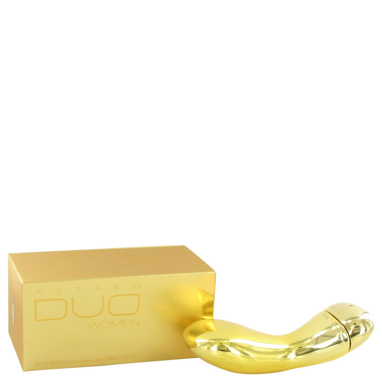 Azzaro Duo Perfume by Azzaro 80 ml Eau De Toilette Spray for Women