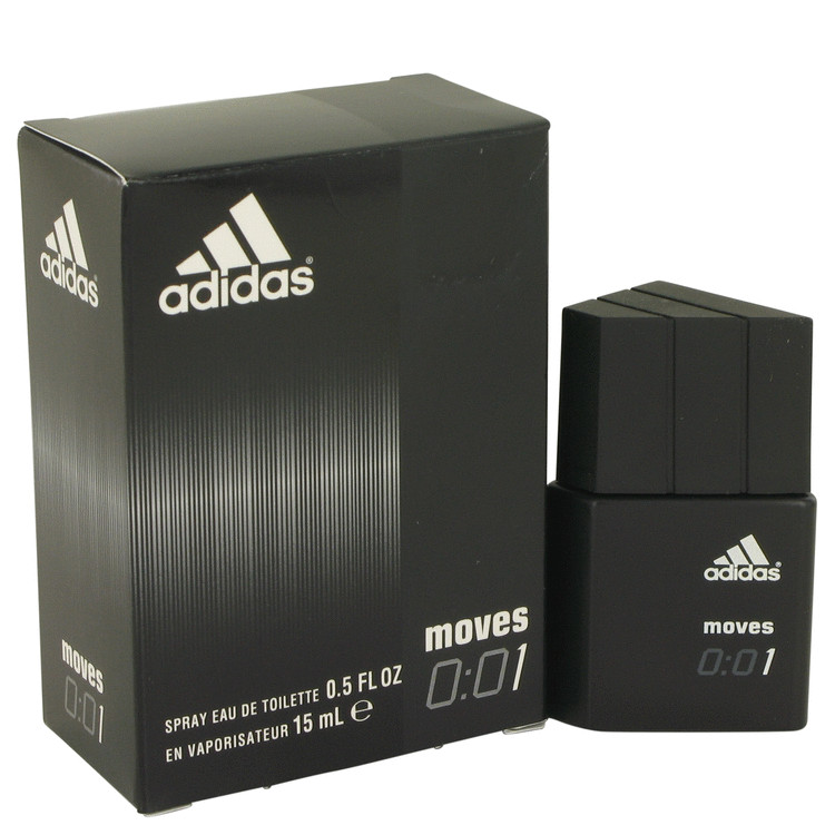Adidas Moves 001 by Adidas for Men Eau De Toilette Spray .5 oz