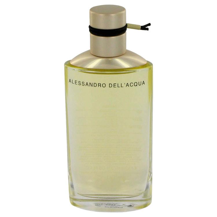 Alessandro Dell Acqua Cologne 100 ml EDT Spray(Tester) for Men