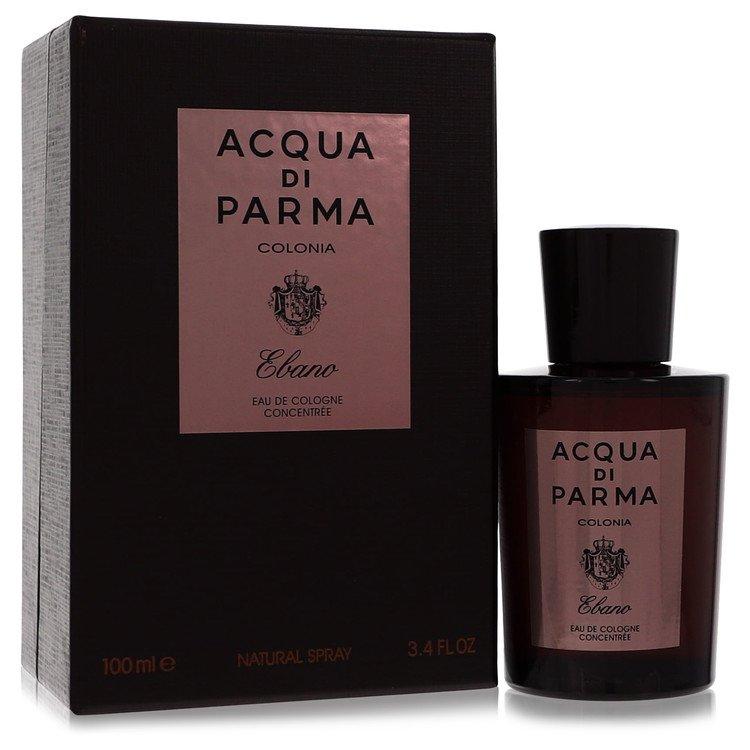 Acqua Di Parma Colonia Ebano by Acqua Di Parma Eau De Cologne Concentree Spray 3.4 oz