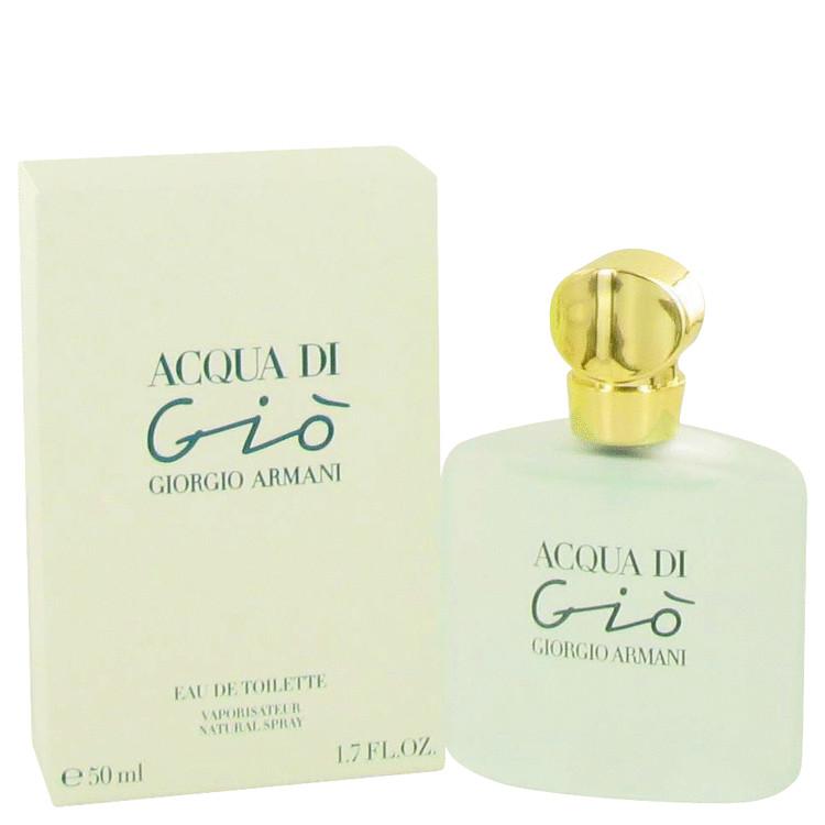 Acqua Di Gio Perfume by Giorgio Armani 50 ml EDT Spay for Women