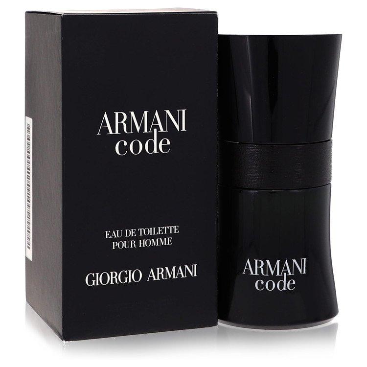 Armani Code by Giorgio Armani for Men Eau De Toilette Spray 1 oz