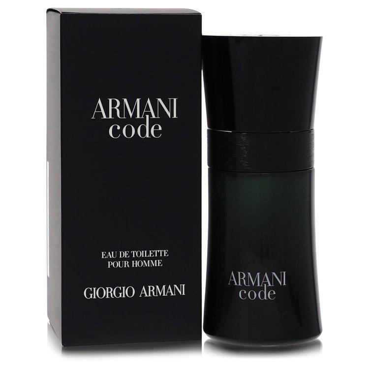 Armani Code by Giorgio Armani –  Eau De Toilette Spray 1.7 oz 50 ml for Men