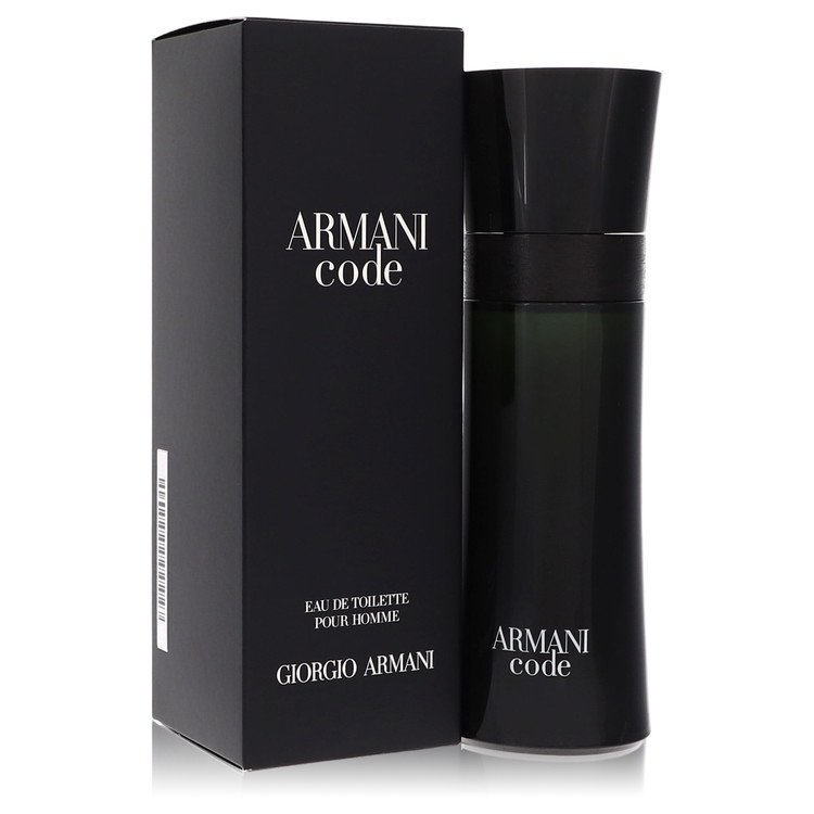Armani Code by Giorgio Armani Men's Eau De Toilette Spray 2.5 oz