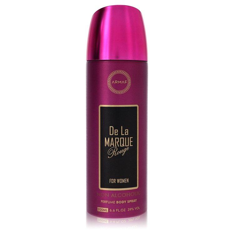 Armaf De La Marque Rouge by Armaf Body Spray (Alcohol Free) 6.7 oz