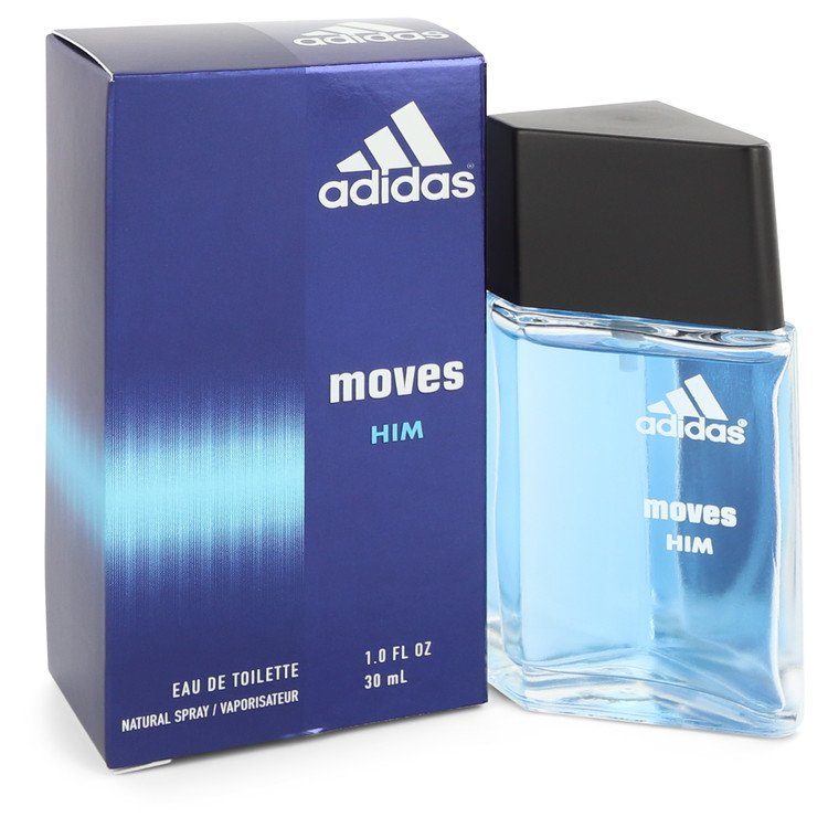 Adidas Moves Cologne by Adidas 30 ml Eau De Toilette Spray for Men