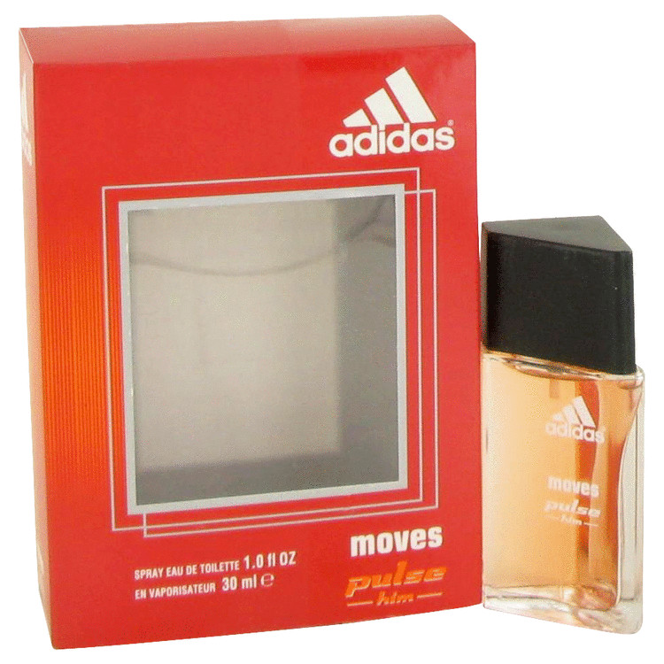 Adidas Moves Pulse Cologne by Adidas 30 ml EDT Spay for Men