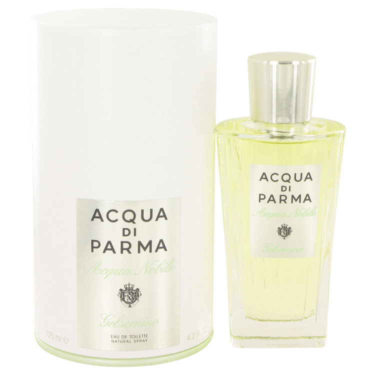 Acqua Di Parma Gelsomino Nobile by Acqua Di Parma for Women Eau De Toilette Spray 4.2 oz