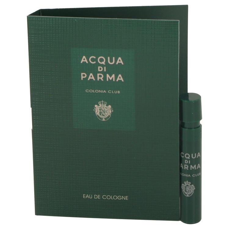 Acqua Di Parma Colonia Club by Acqua Di Parma for Men Vial (sample) .04 oz