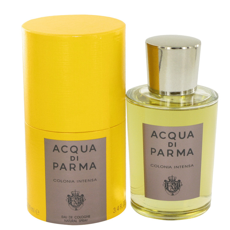 Acqua Di Parma Colonia Intensa Cologne 100 ml Eau De Cologne Spray for Men