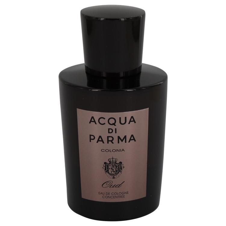 Acqua Di Parma Colonia Oud by Acqua Di Parma for Men Cologne Concentrate Spray (Tester) 3.4 oz