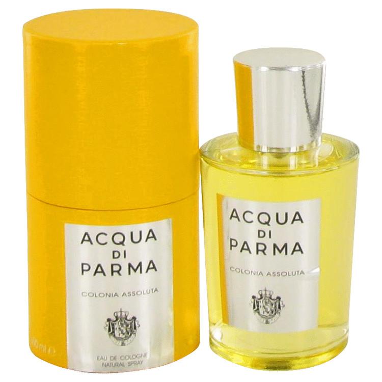 Acqua Di Parma Colonia Assoluta by Acqua Di Parma – Eau De Cologne Spray 3.4 oz (100 ml) for Men