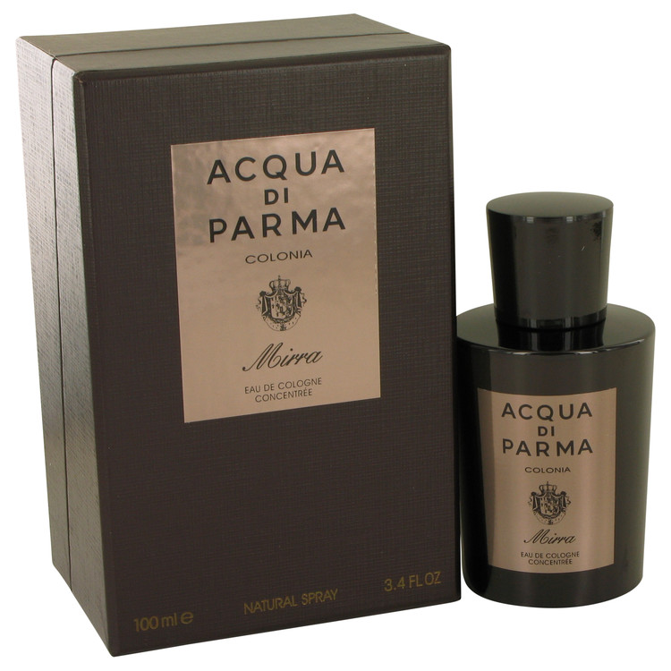 Acqua Di Parma Colonia Mirra by Acqua Di Parma Men's Eau De Cologne Concentree Spray 3.4 oz