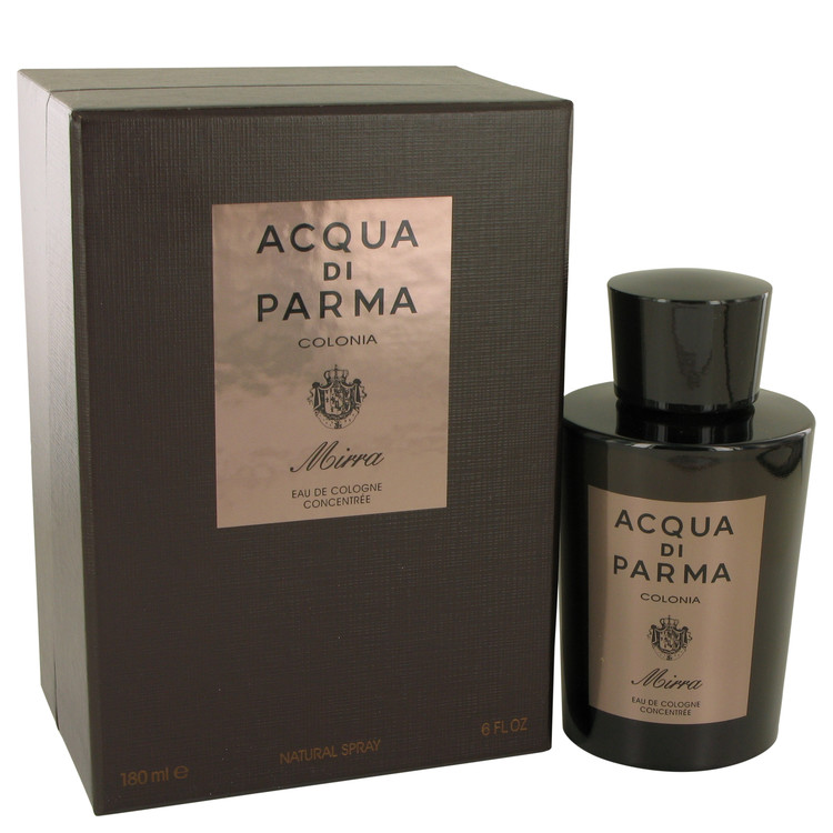 Acqua Di Parma Colonia Mirra Cologne 177 ml Eau De Cologne Concentree Spray for Women