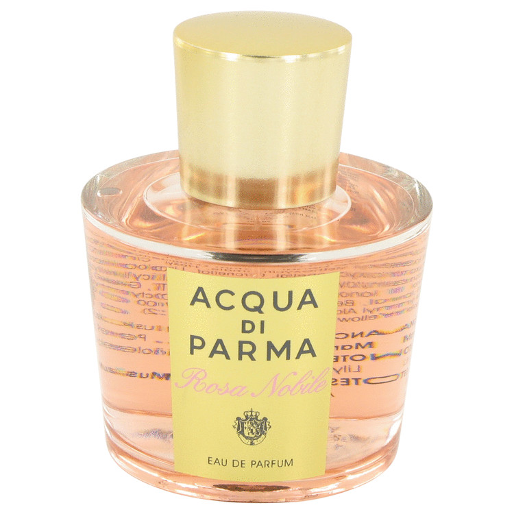 Acqua Di Parma Rosa Nobile Perfume 100 ml Eau De Parfum Spray (Tester) for Women