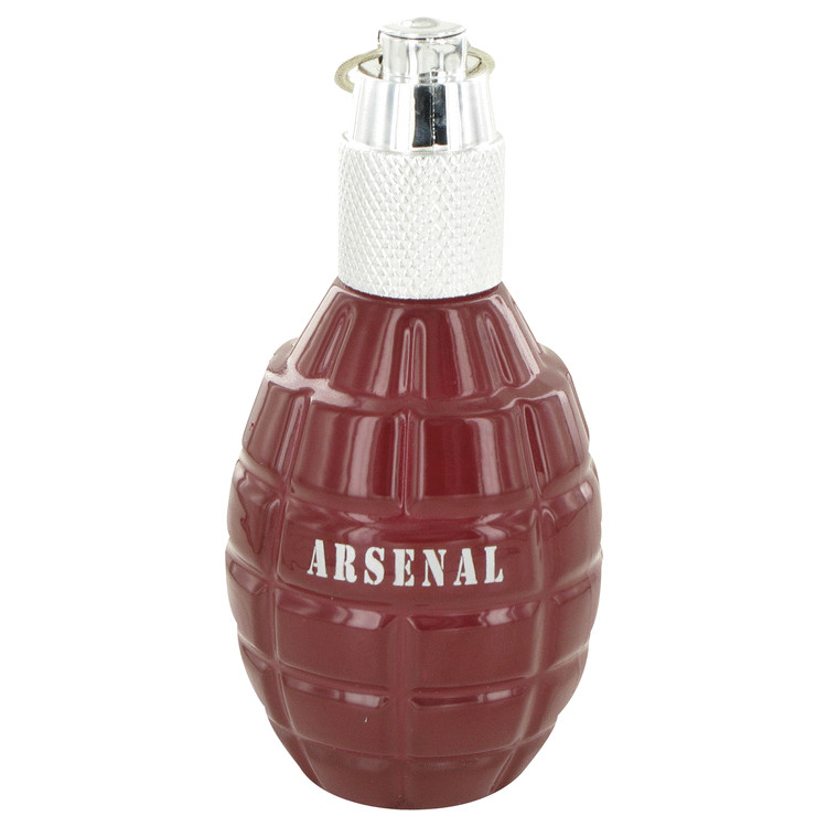 Arsenal Dark Red Cologne 100 ml Eau De Parfum Spray (unboxed) for Men
