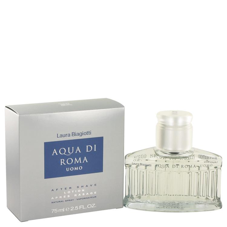 Aqua Di Roma Cologne by Laura Biagiotti 75 ml EDT Spay for Men