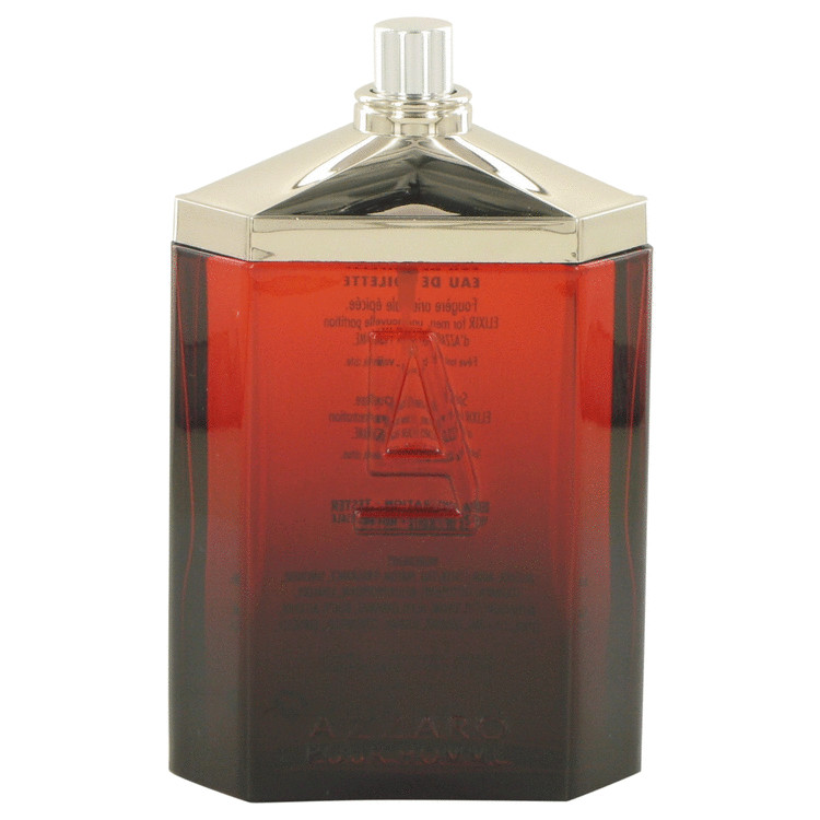 Azzaro Elixir Cologne by Azzaro 100 ml EDT Spray(Tester) for Men
