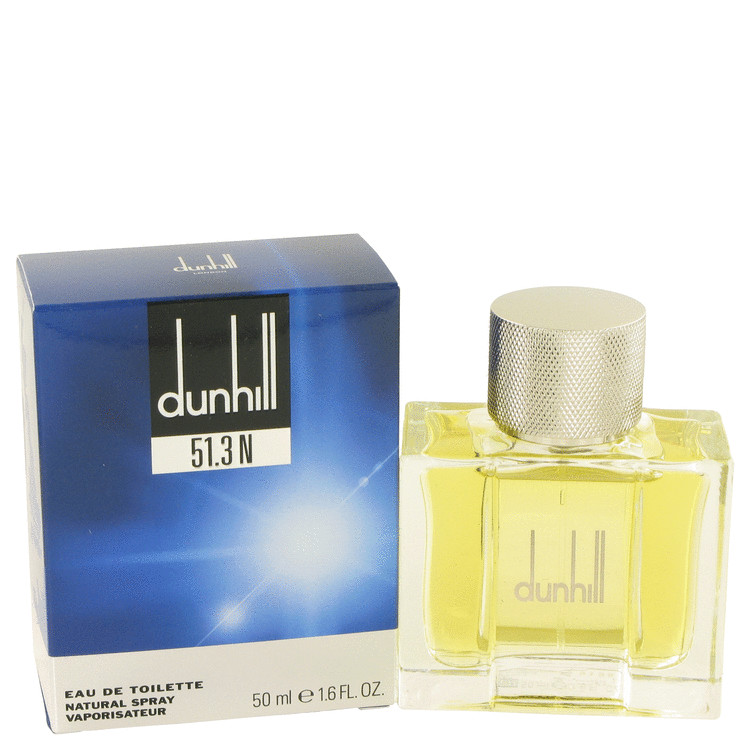 Dunhill 51.3n Cologne by Alfred Dunhill 50 ml EDT Spay for Men