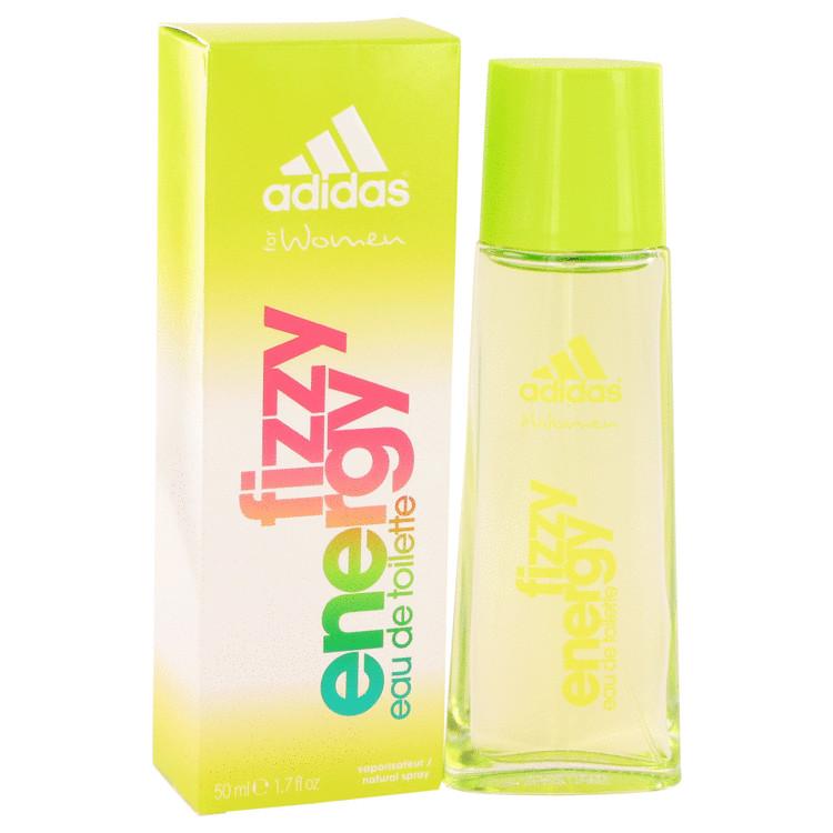 Adidas Fizzy Energy by Adidas for Women Eau De Toilette Spray 1.7 oz