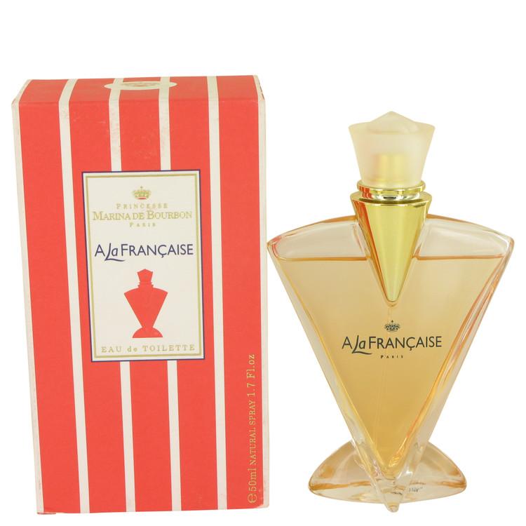 A La Francaise Perfume by Marina De Bourbon 1.7 oz EDT Spay for Women