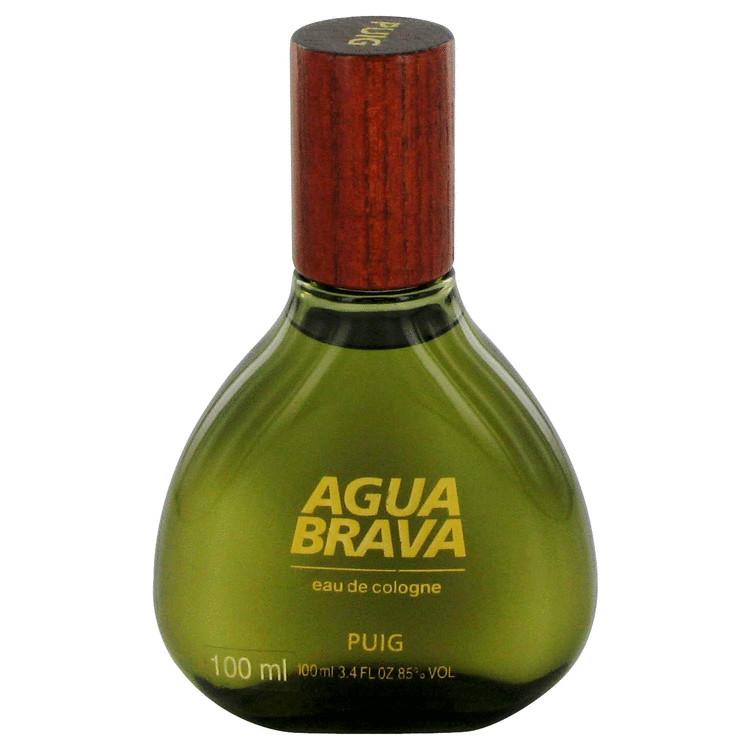 Agua Brava Cologne 3.4 oz EDC (unboxed) for Men