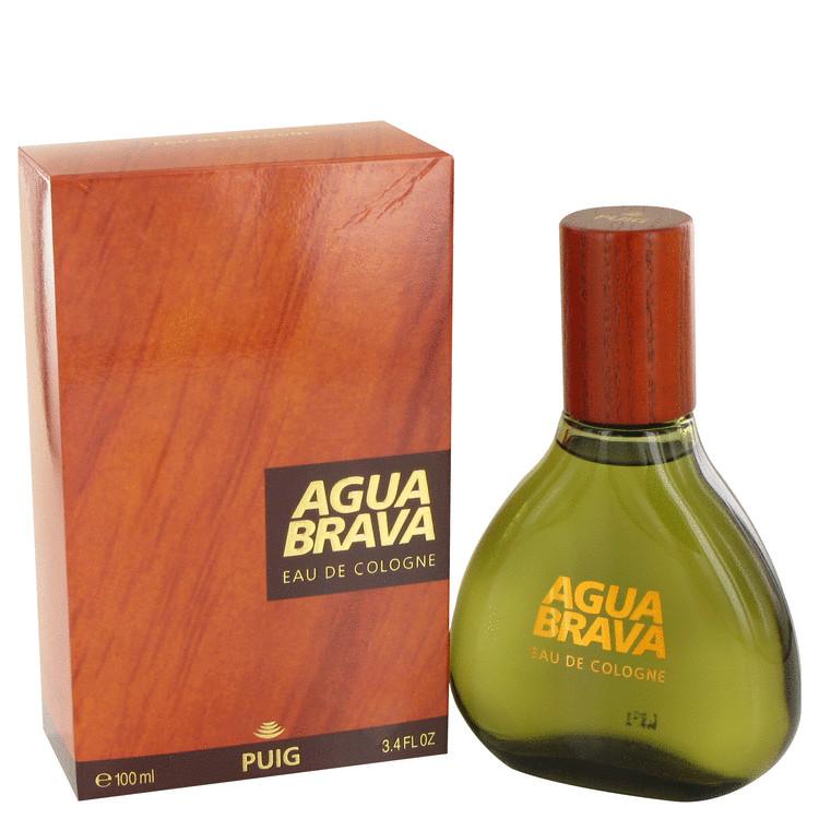 Agua Brava Cologne by Antonio Puig 100 ml Cologne for Men