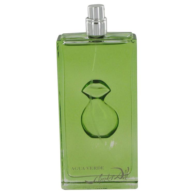Agua Verde Cologne by Salvador Dali 100 ml EDT Spray(Tester) for Men