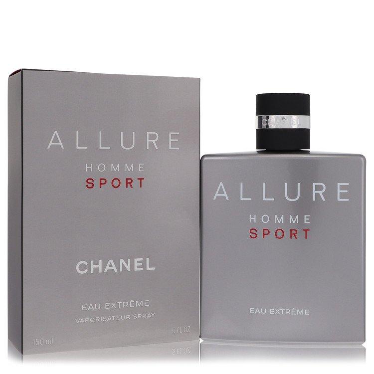 Allure Homme Sport Eau Extreme by Chanel for Men Eau De Parfum Spray 5 oz
