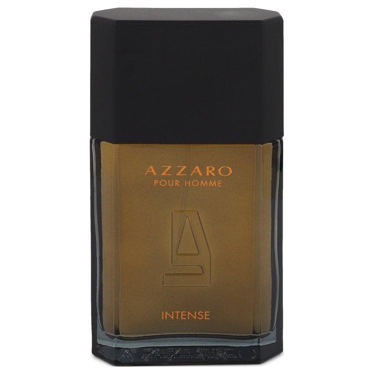 Azzaro Intense Cologne 3.4 oz EDP Spray (unboxed) for Men