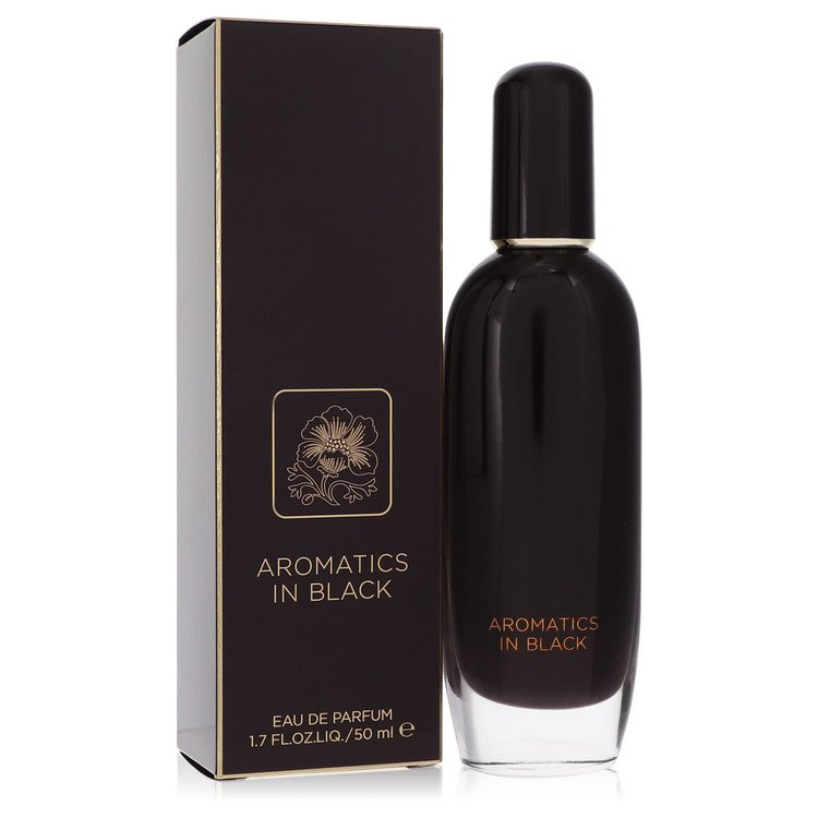 Aromatics In Black Perfume by Clinique 50 ml EDP Spay for Women