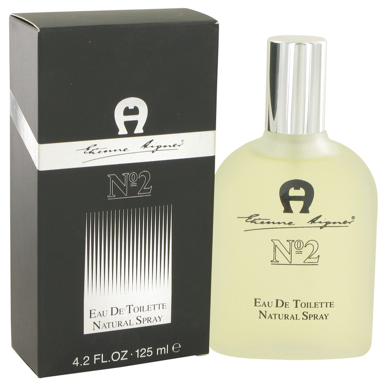 Aigner No 2 Cologne by Etienne Aigner 125 ml EDT Spay for Men