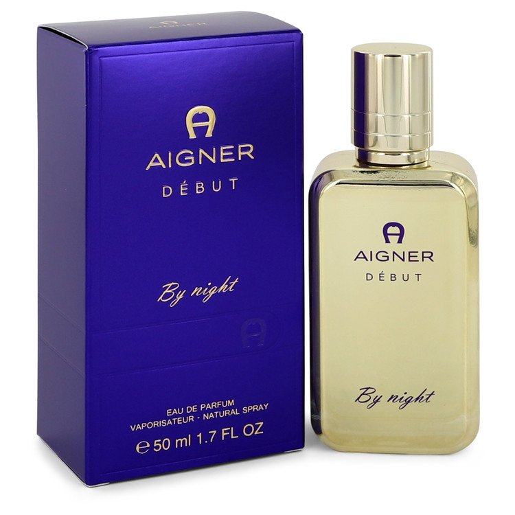 Aigner Debut By Night Perfume 50 ml EDP Spay for Women