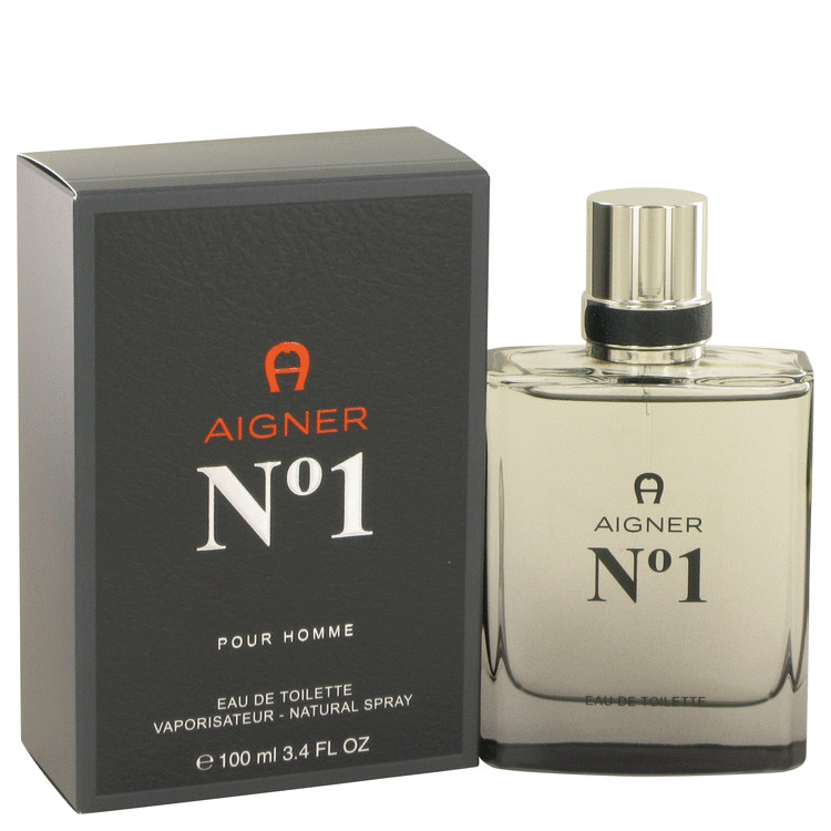 Aigner No 1 Cologne by Etienne Aigner 100 ml EDT Spay for Men
