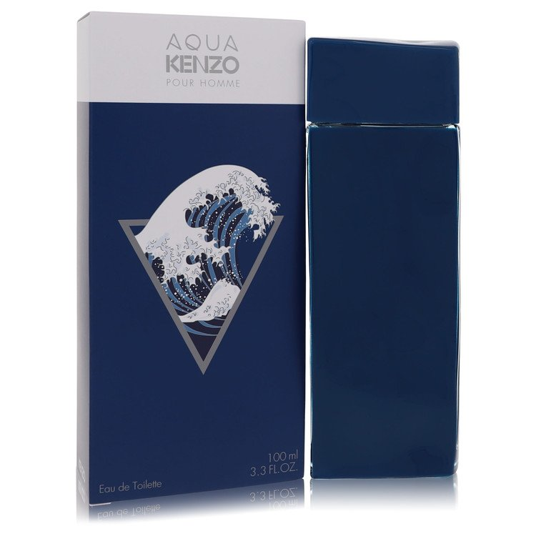 Aqua Kenzo Cologne by Kenzo 100 ml Eau De Toilette Spray for Men