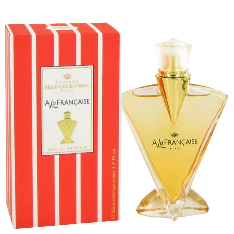 A La Francaise by Marina De Bourbon for Women Eau De Parfum Spray 1.7 oz