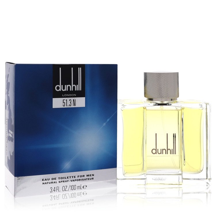 Dunhill 51.3n Cologne by Alfred Dunhill 100 ml EDT Spay for Men
