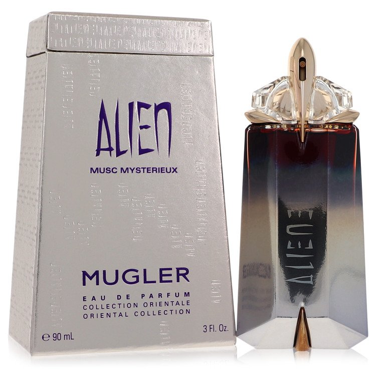 Alien Musc Mysterieux Perfume 90 ml Eau De Parfum Spray (Oriental Collection) for Women