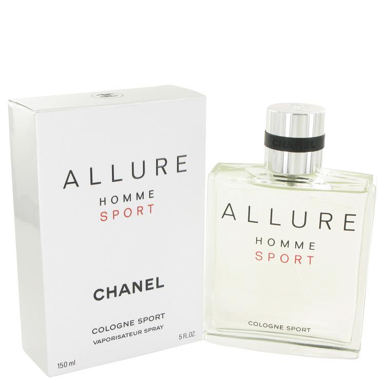 Allure Sport by Chanel for Men Eau De Toilette Spray 5 oz