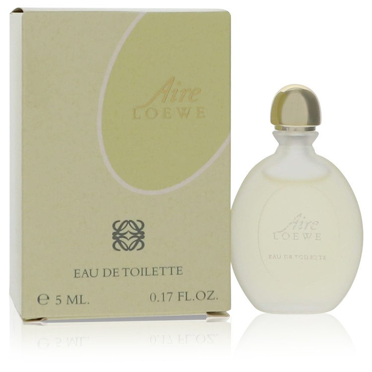 Aire (Loewe) by Loewe –  Mini EDT .17 oz 5 ml for Men