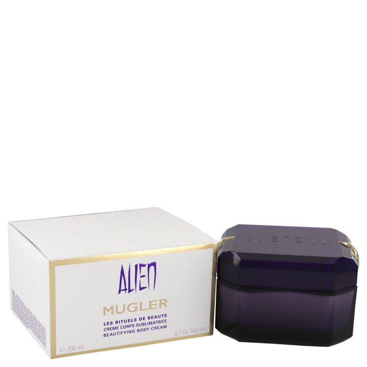 Alien by Thierry Mugler for Women Body Cream 6.7 oz