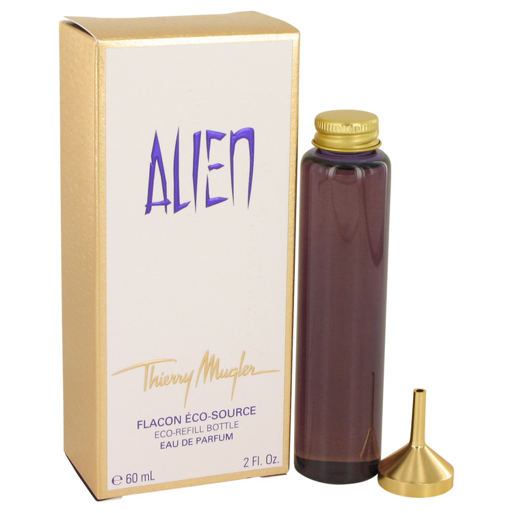 Alien by Thierry Mugler for Women Eau De Parfum Refill 2 oz