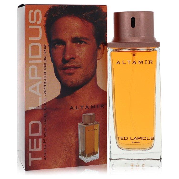 Altamir Cologne by Ted Lapidus 125 ml Eau De Toilette Spray for Men
