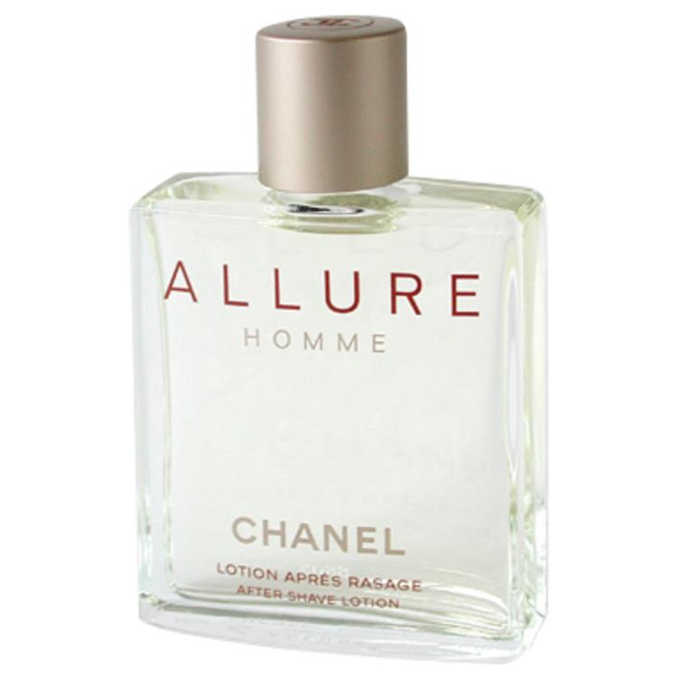Allure After Shave by Chanel 1.7 oz After Shave for Men