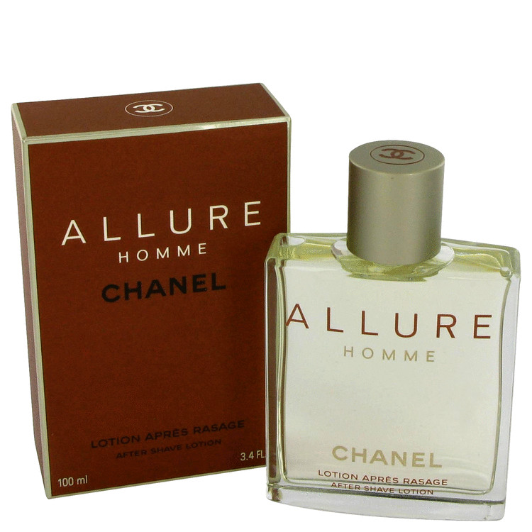 Allure After Shave by Chanel 3.4 oz After Shave for Men