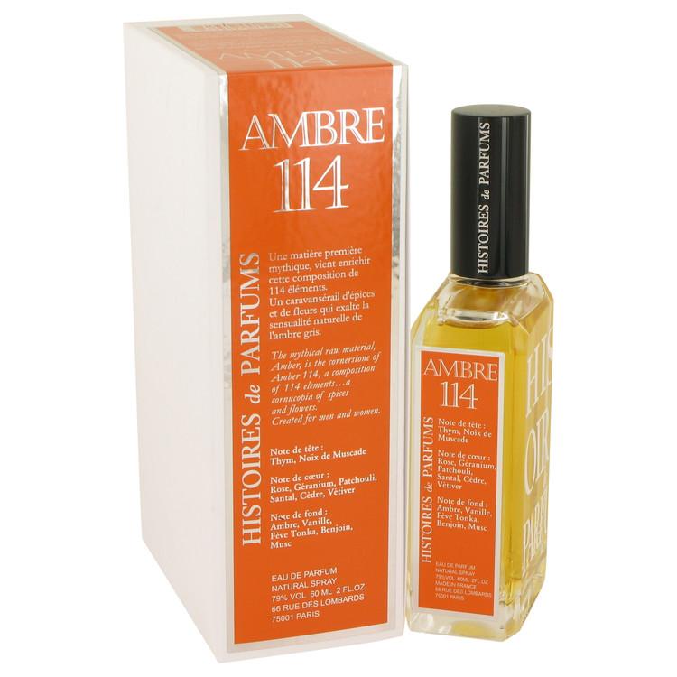 Ambre 114 Perfume 60 ml Eau De Parfum Spray (Unisex) for Women