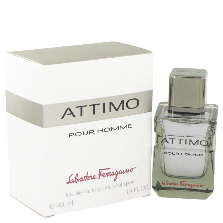 Attimo Cologne by Salvatore Ferragamo 38 ml EDT Spay for Men