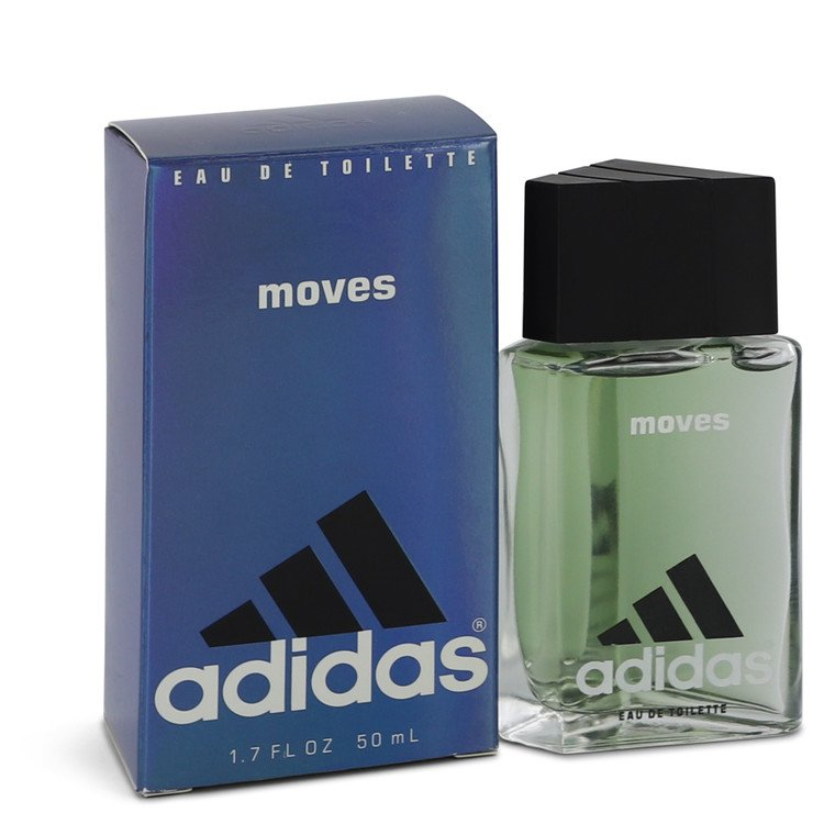 Adidas Moves Cologne by Adidas 1.7 oz EDT for Men