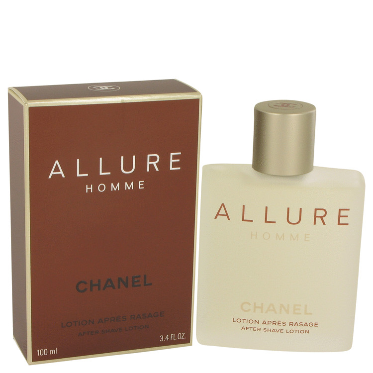 ALLURE by Chanel for Men After Shave Lotion 3.4 oz