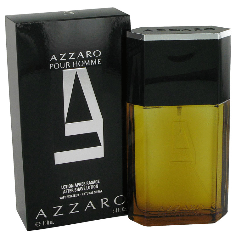 Azzaro After Shave by Azzaro 3.4 oz After Shave Spray for Men